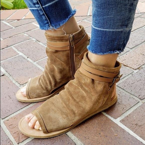 Vince Thalia Open Toe Slouch Sandal